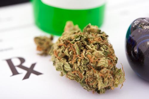 medical marijuana rx