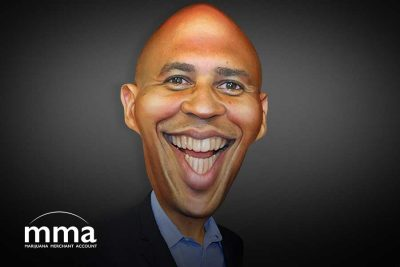 cory booker not cosponsoring states act marijuana bill