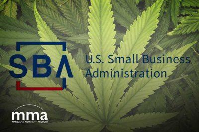 congressional bill cannabis business sba loans