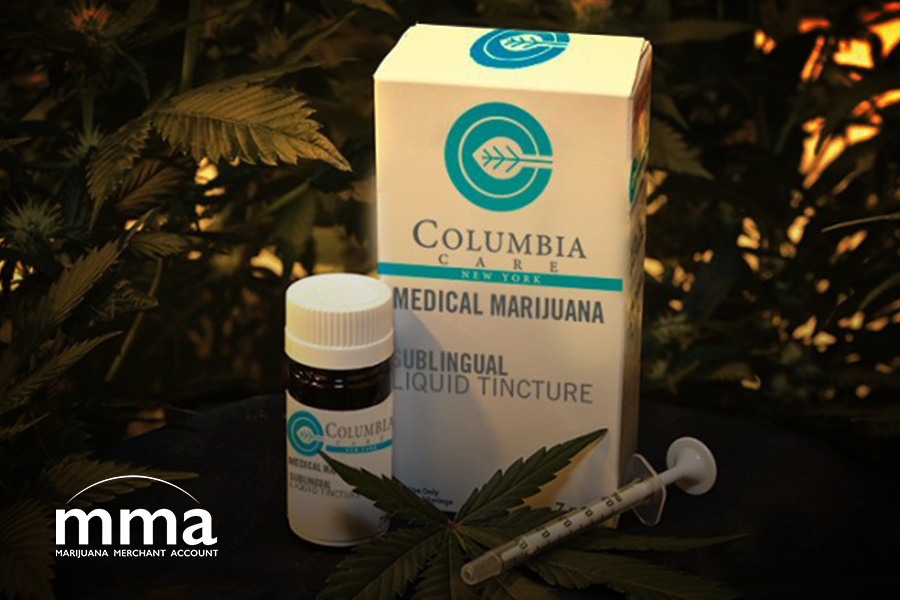 columbia care credit card medical cannabis