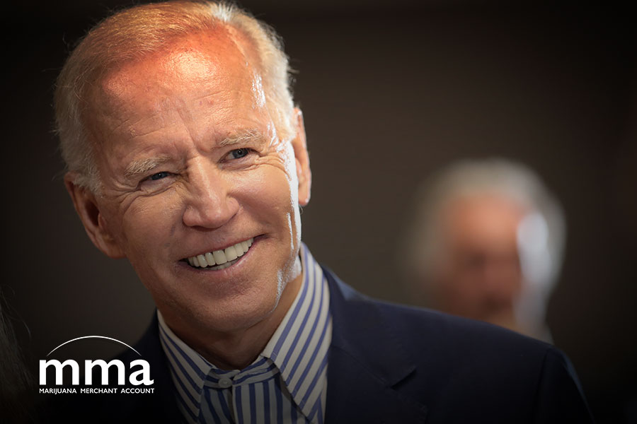 Marijuana Advocates Confident on Banking Reform Under Biden Presidency