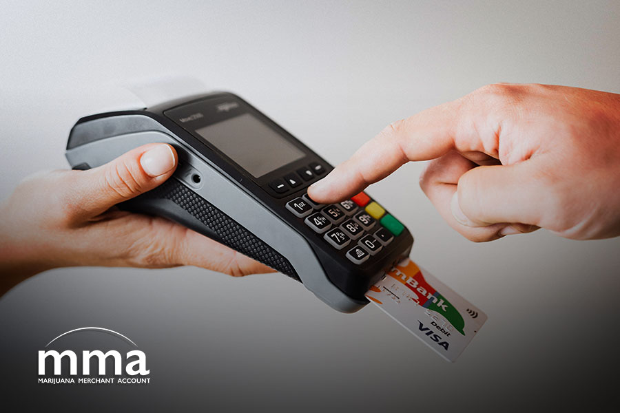 benefits of accepting credit cards for cannabis businesses