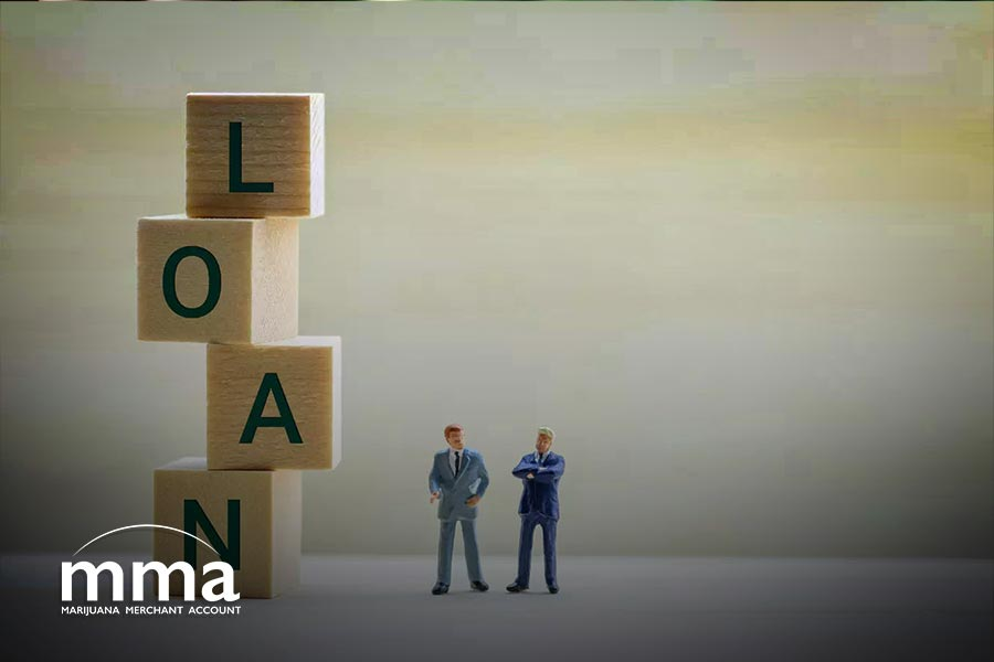 how to get a cannabis business loan